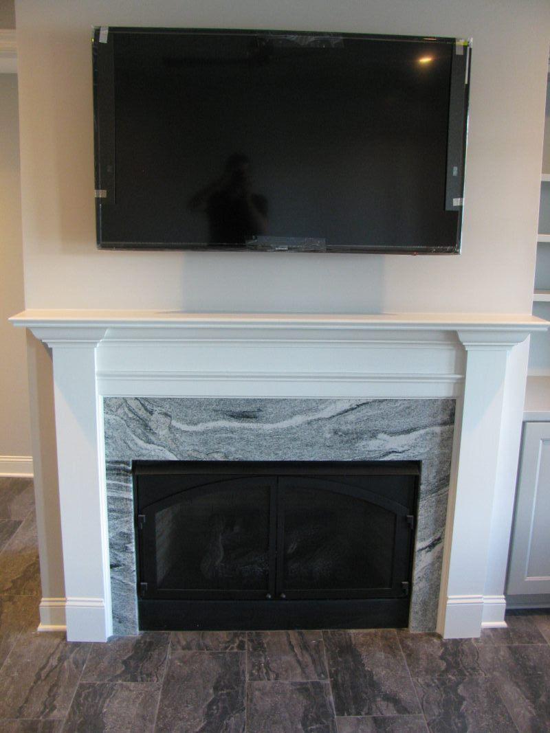 Fireplaces and Mantels - Pinehurst NC Construction