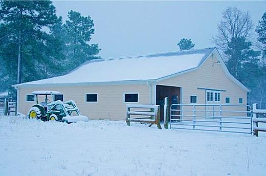 Horse Barns Aberdeen NC